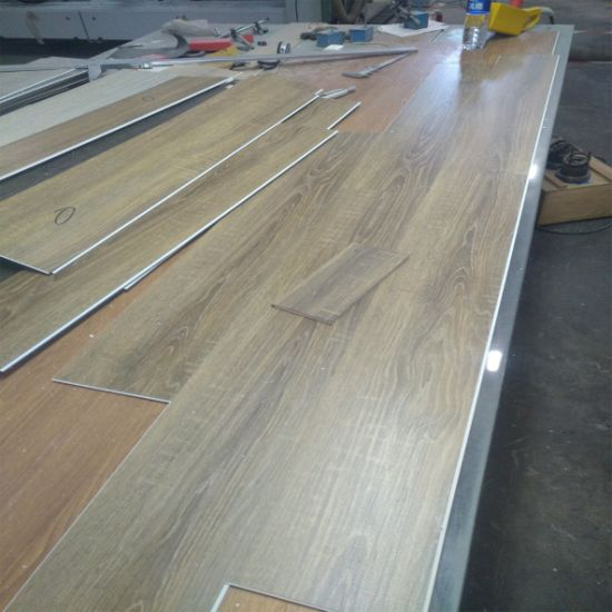 Wood Surface Wpc Vinyl Flooring Plank