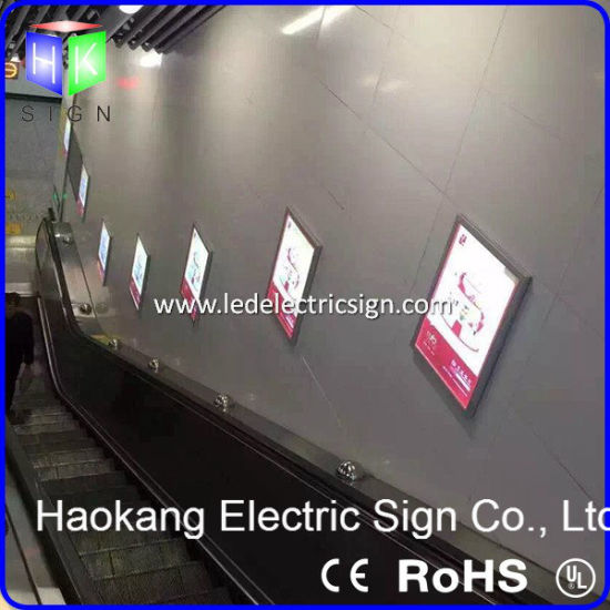 Picture Frame for Advertising Billboard LED Light Panel pictures & photos