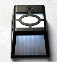 Portable 10 LED Solar Powered Lamp Motion Sound Ray Sensor Outdoor Garden Smart Light (1119b)