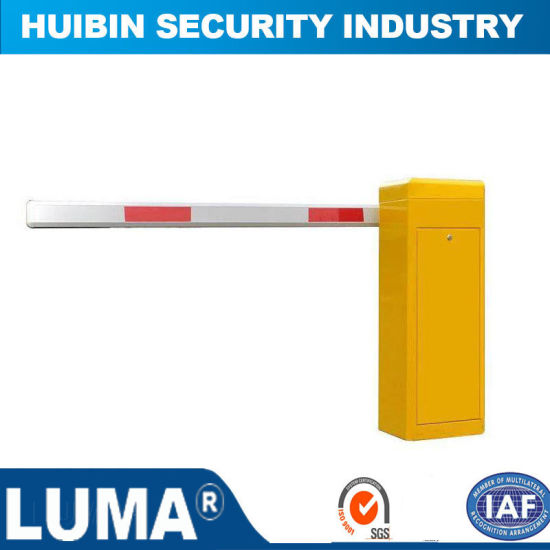 Automatic Electronic Security Parking Gate RFID Boom Barrier