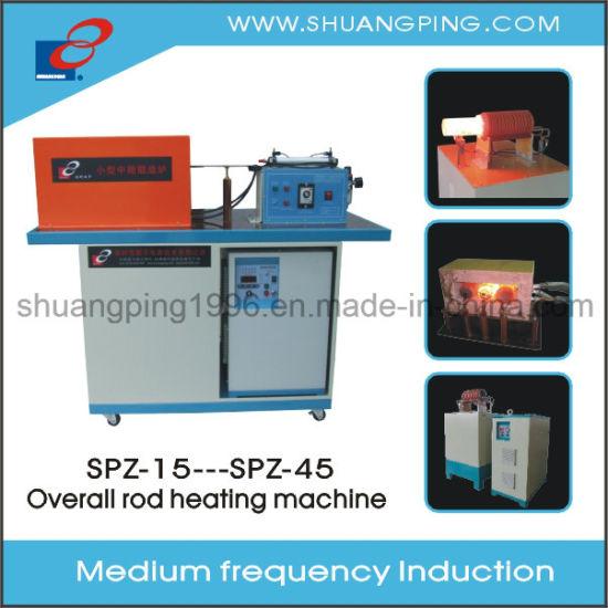 Medium Frequency Overall Rod Heaing Machine (SPZ-15 to SPZ-300)