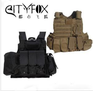 1000d Nylon Military Tactical Bulletproof Body Armor