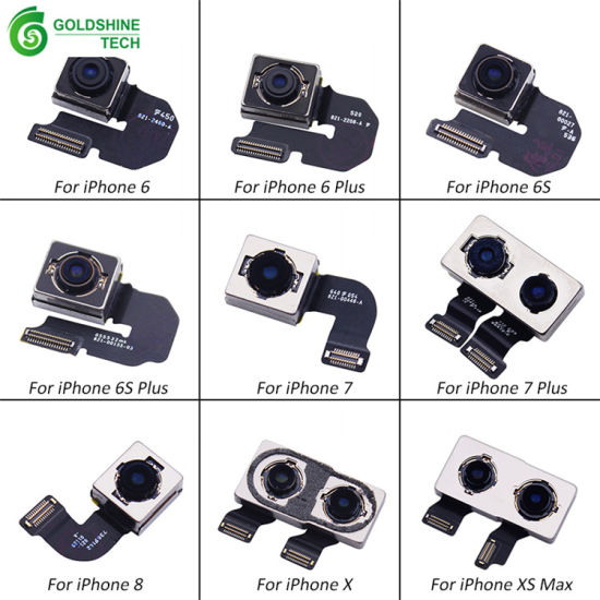 Wholesale Back Camera for iPhone 6/7/7plus/8/8plus/X/Xs/Xr/Xs Max