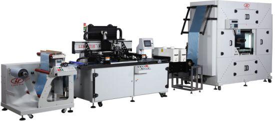Automatic Label Screen Printing Machine