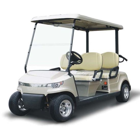 Marshell Electric Golf Buggy 4 Seats Approved with Ce (DG-C4-8)