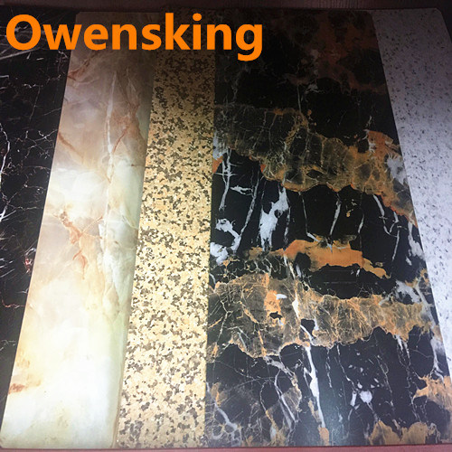 Marble Grain Aluminium Composite Panel for Interior and Exterior Wall Panel