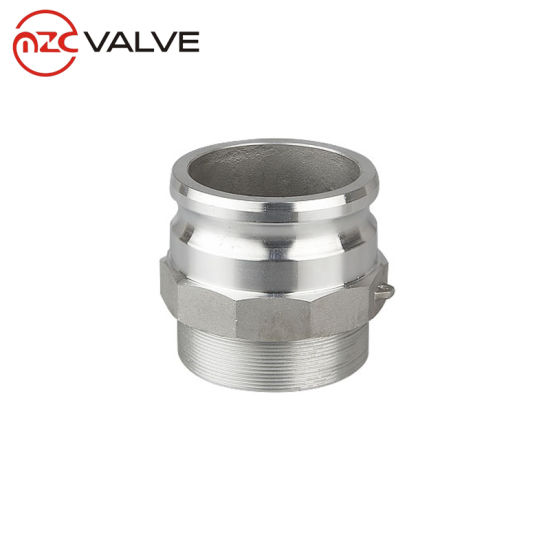 Stainless Steel 316 Investment Casting Quick Coupler Type F