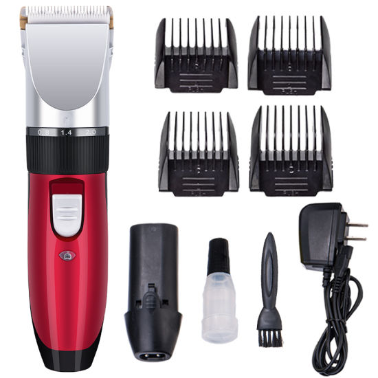New Electric High Quality Men Grooming Kit Hair Clipper Shaver