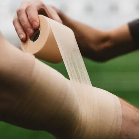 Free Sample Athletic Colorful Sports Under Wrap Foam Bandage