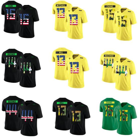 finest selection 62f41 d57ea Wholesale Oregon Ducks Jersey Game Football Jerseys Green