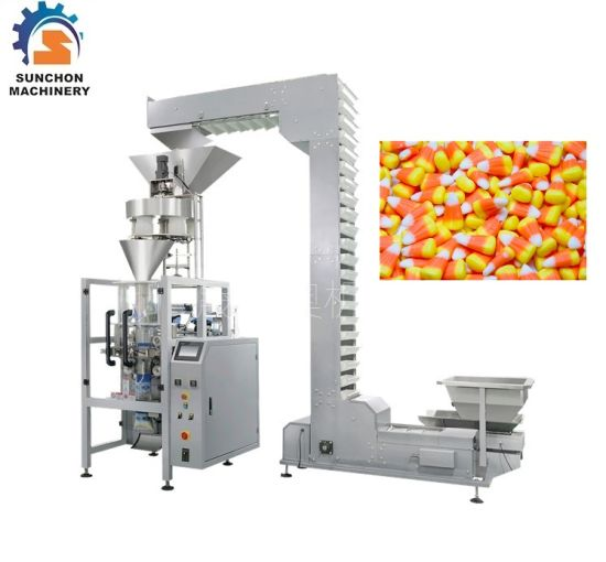 Automatic Hard Candy, Soft Candy, Jelly Candy Packing Machine Cup Device