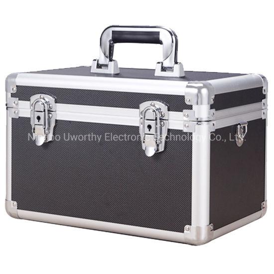 Custom Size Aluminum Instrument Carry Case with Foam Inside