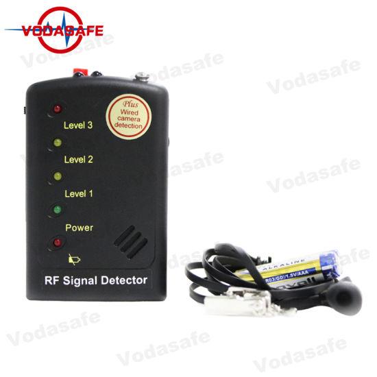China Traffic Signal Detector Min-Pocket RF Signal Detector