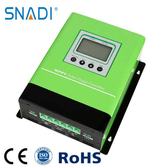 40A-80A MPPT Solar Charge Controller for Power Supply