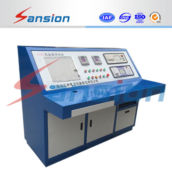 Transformer No Load Loss Test Automatic Transformer Test Bench
