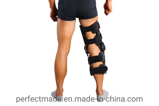 5621892f9c China Orthosis Adjustable Knee Brace for Therapy Knee Support ...