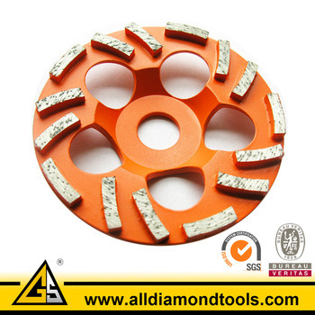 T Segment Diamond Grinding Cup Wheel (HCPT3) pictures & photos