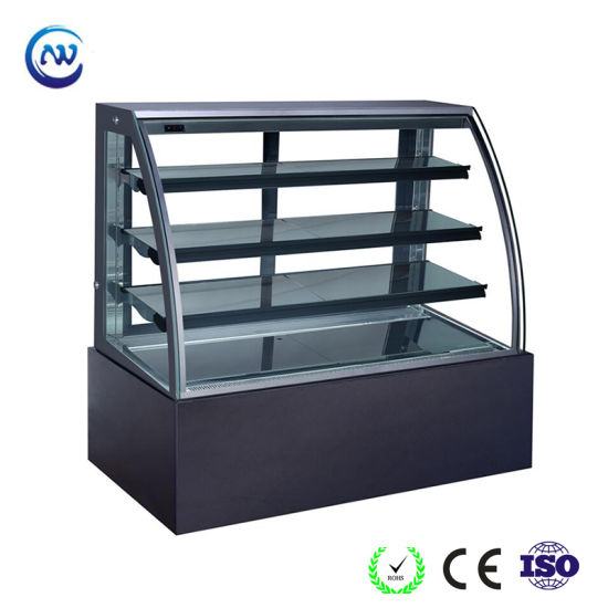 Quality Guarantee Cooler Fridge Table Top Cake Chiller/Pastry Display (KT770A-M2)
