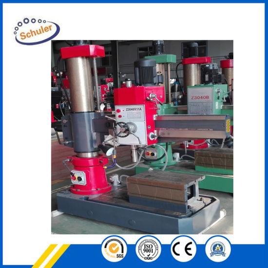 Z3040 40mm Drilling Machines Auto-Feeding Radial Drilling Machine
