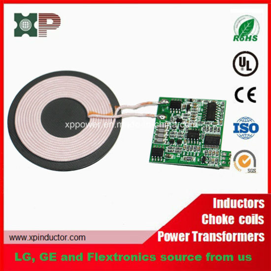 China Wireless Charger PCBA Assembly for Phone or Battery