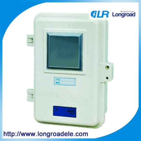 Watt-Hour Meter Box (TG-P6) , Good Quality Distribution Box pictures & photos