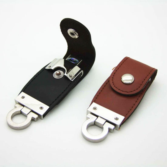 Leatherwear Flash Memory for Custom Logo