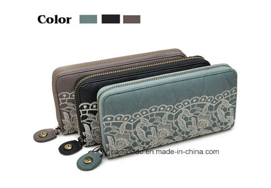 2017 Newest Retro Embroidery Women Wallet