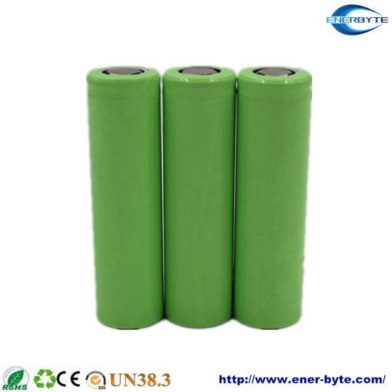 Lithium/Li-ion/LiFePO4 Battery Cells 18650 3000mAh 3.7V