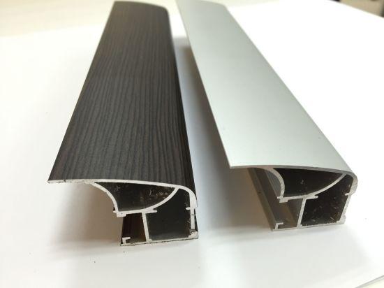 China Aluminium Frame for Wardrobe Sliding Door - China Aluminium ...