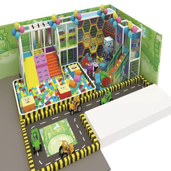 Children Indoor Playground for Sale pictures & photos
