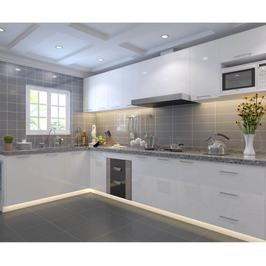 [Hot Item] OEM Service Modular Stainless Steel Kitchen Cabinet Color  Combinations
