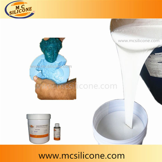 China Flexible Silicone Rubber for Polyester Resin