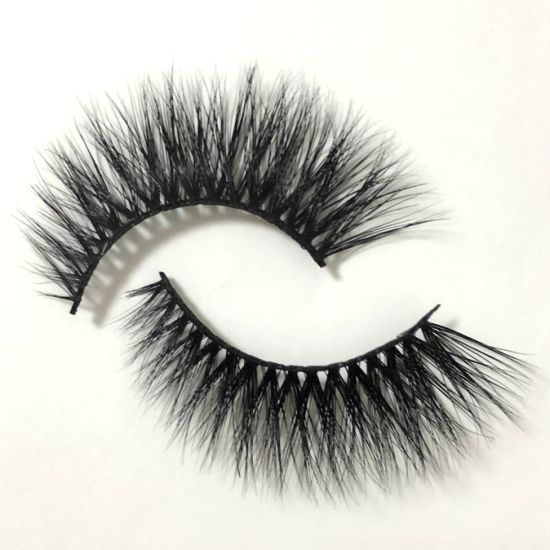 2b750bd9ac6 Own Brand 3D Mink Lashes Wholesale Eyelashes Vendor Cruelty Free Real Mink  Strip Eyelash Private Label 3D Mink Eyelashes