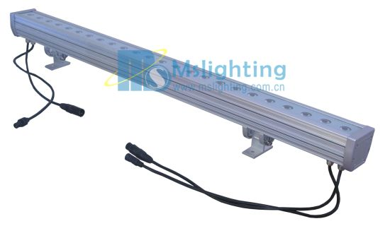 24*4W RGBW 4in1 Multi-Color LED Wall Washer Light