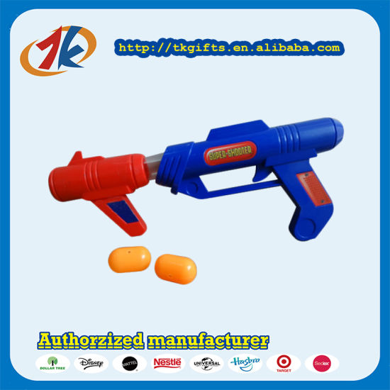 Novelty Kids Airsoft Plastic Gun Launcher Toy for Promotion