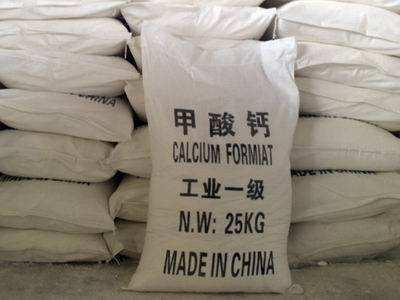 Construction Use Calcium Formate
