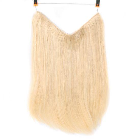 China Wholesale 100 Human Hair Flip In Hair Extensions Halo Hair Extensions Taria Hair Extensions China Flip In Hair Extensions And Secret Hair Extensions Price