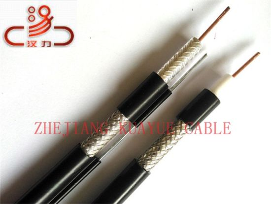 Rg11 Coaxial/Computer Cable/ Data Cable/ Communication Cable/ Connector/ Audio Cable pictures & photos