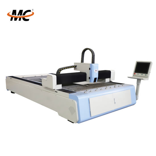Low Cost Stainless Steel Fiber Laser Cutting Machine for Metal Carbon Steel Galvanized Sheet