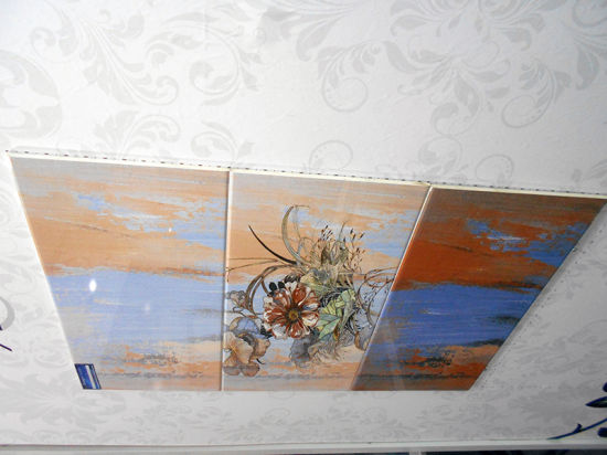 Building Material, Painting Design Ceramic Wall Tile (600*300mm for decoration bathroom and kitchen) pictures & photos