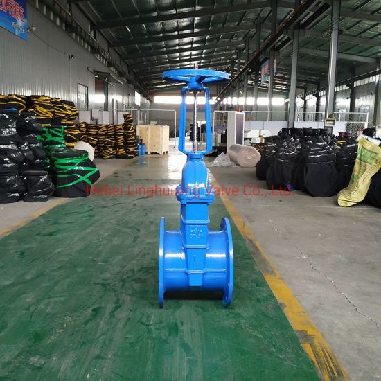 Cast Iron Ductile Iron Rising Stem Resilient Seated Gate Valve