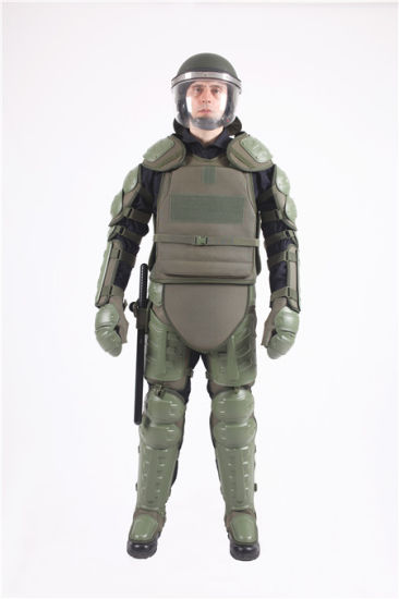 Protection Riot Control Suit for Police