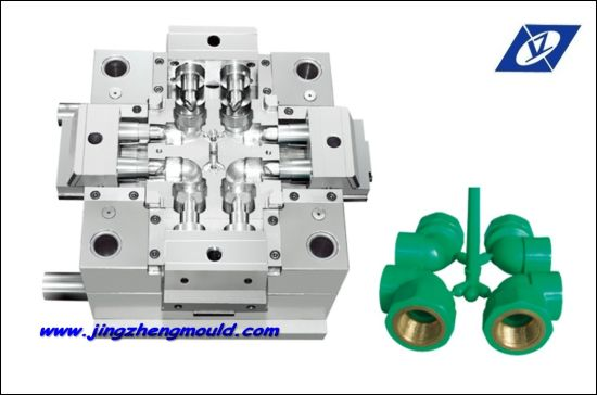 Clear Water PPR Injection Pipe and Fittings Mould