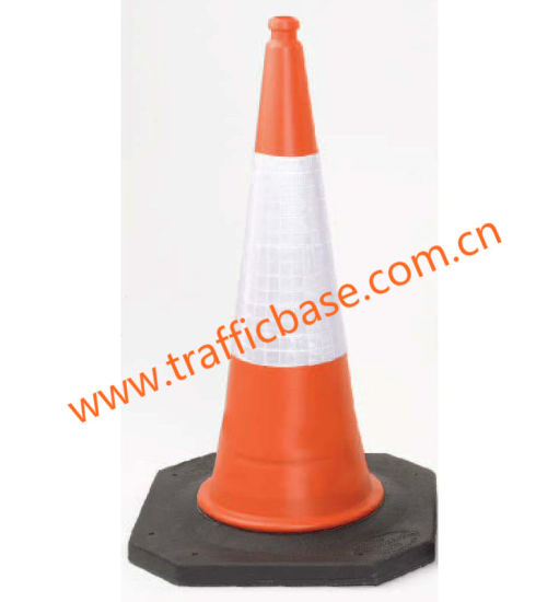 Hot Sales 100% Recycled Rubber Traffic Base for Traffic Safety, Road Cone, Delineator Post pictures & photos