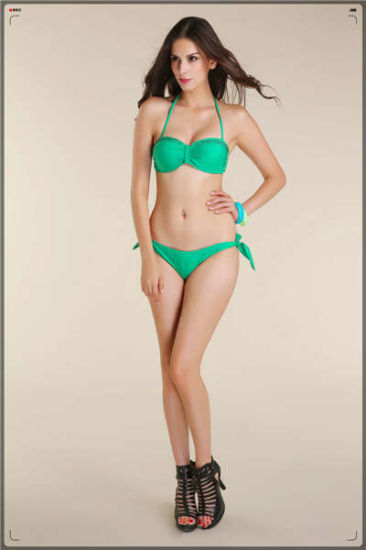 The lycra sling bikini think, that