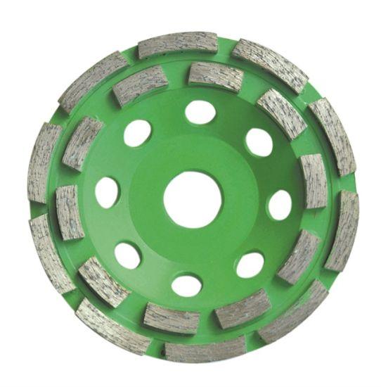 """Diamond Grinding Wheel, Double Row Grinding Wheel 7"""""""