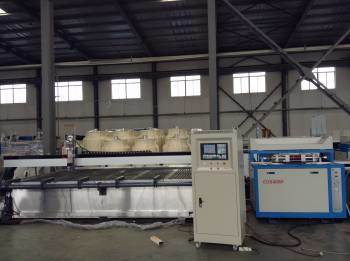 Water Jet Cutting Machine/Cantilever Type/Gantry Type/High Pressure pictures & photos