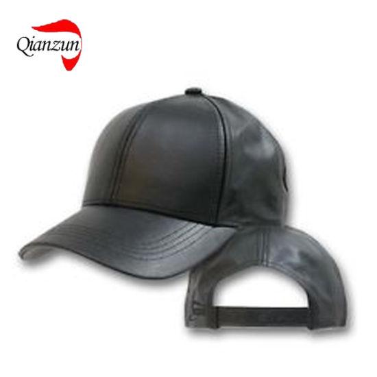 5fa06bcba10f6 China 6 Bpanels Leather Fitted Baseball Hats - China Snapback Fitted ...