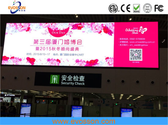 High Definition Indoor Full Color P3 Rental LED Display Board pictures & photos