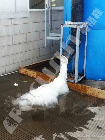 Onboard Fishing Vessels Slurry Ice Machine pictures & photos